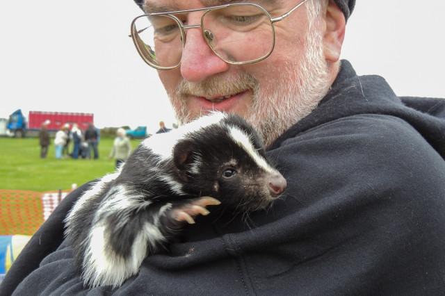 ...Flower, the skunk