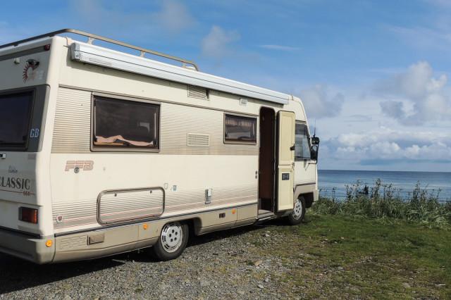 The van at Lopness