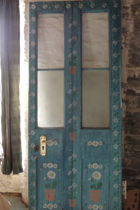 I want to rehome this door